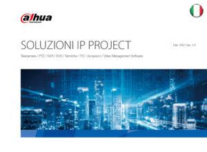 Listino Dahua IP Project